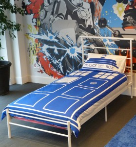 Doctor Who single duvet example 2