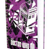 Dr Who Notebook