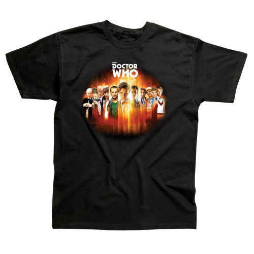 Doctor Who 50th Tee