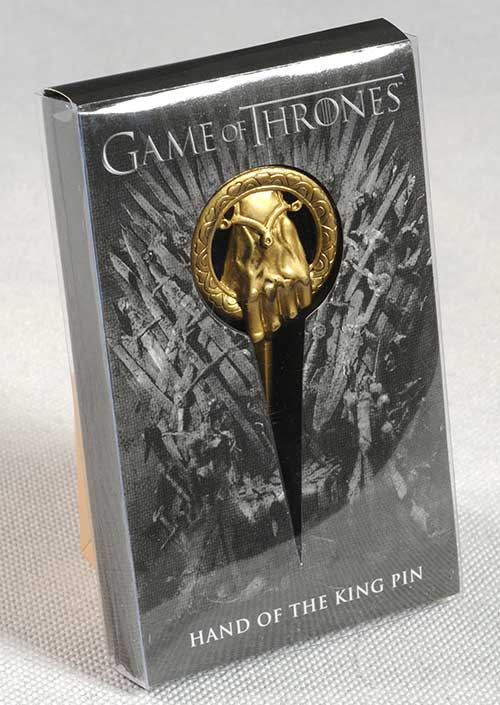 Hand of the King Pin