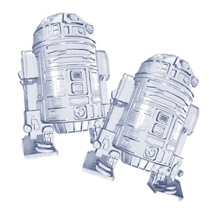 R2D2 ice tray demo