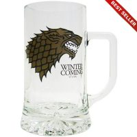 Stark Glass Tankard