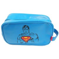 Official Superman Washbag