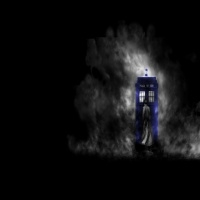 Tardis in the mists