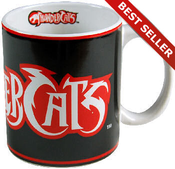 Thundercats text mug