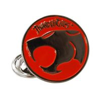 Thundercats Logo Pin Badge