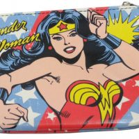Wonder Woman red purse