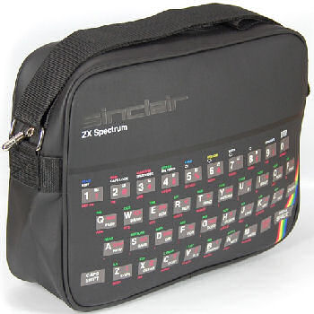 Official ZX Spectrum merchandise