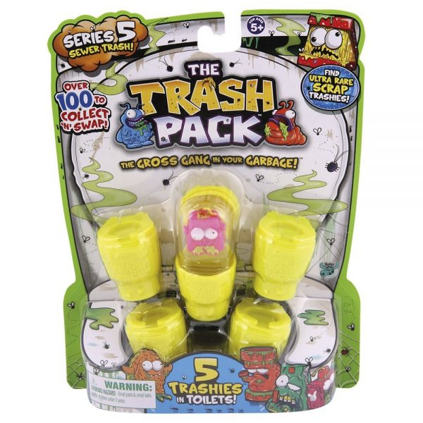 The Trash Pack series 5