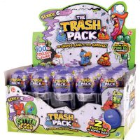 The Trash Pack series 6 rotten eggs