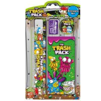Trash Pack Stationary set