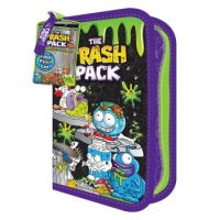 The Trash Pack filled pencil case