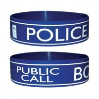 Official Doctor Who Wristband