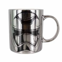Star Wars Captain Phasma Chrome mug