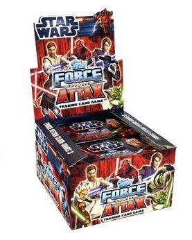 Force Attax Trading cards