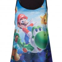 Super Mario Galaxy Tanktop