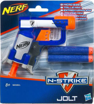 Packaging for N-Strike Jolt