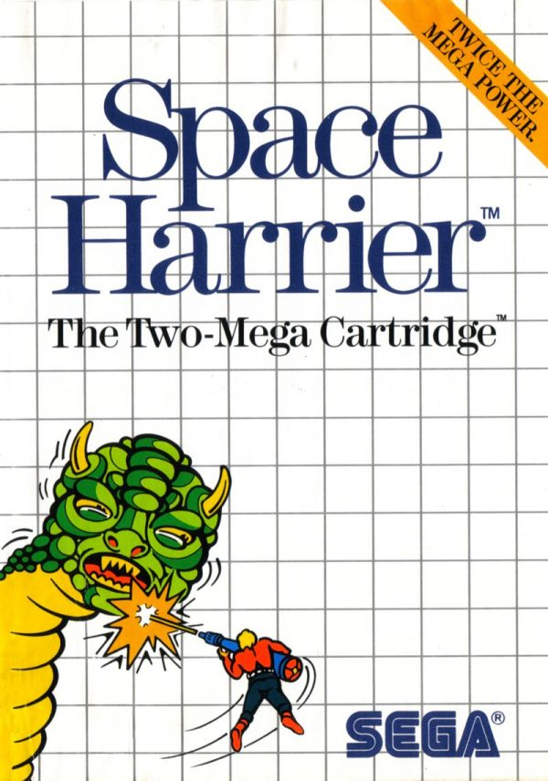 Space Harrier pre-owned